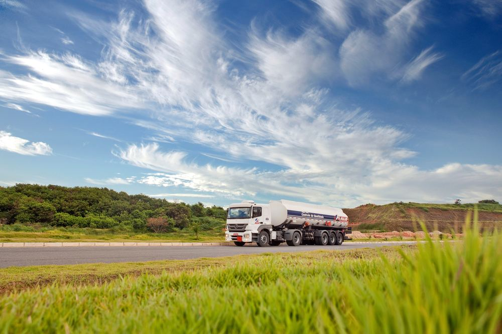 Leie av tankbiler i høy kvalitet