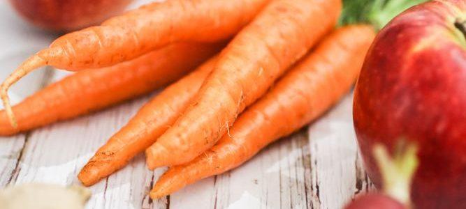Sunne matvarer kan forhindre hårtap